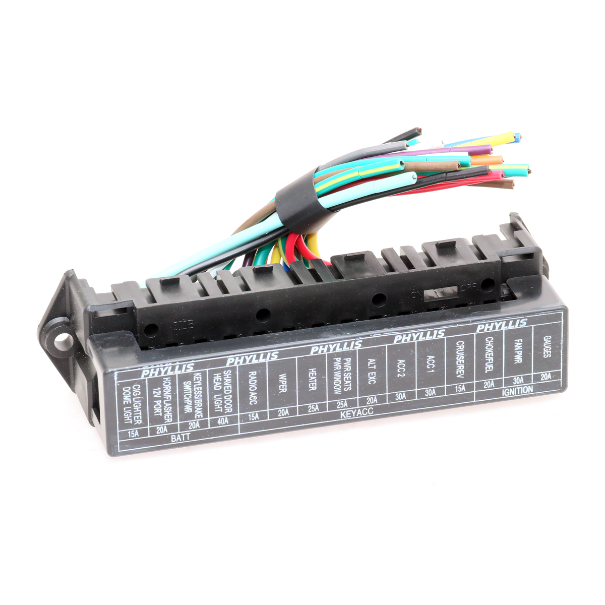 Fuse Block Assy Fit For 80 89 Datsun Nissan 720 E23 F22 Truck Pickup Toyota Hilux Box Image Is Loading